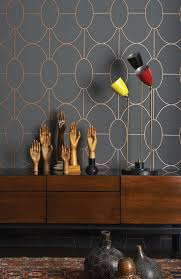 Amusing 90 Wallpaper Room Design Best 25 Modern Wallpaper Ideas On Pinterest Geometric Wallpaper