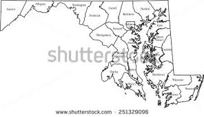 maryland map vector maryland free vector 38 free downloads