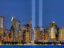 9 11 Memorial Lights Tuesday September 11th Tribute In Light September 11 Memorial