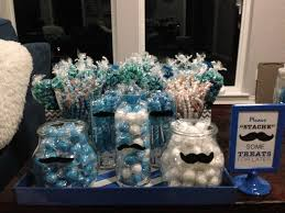 little man mustache u0026 bow tie bash candy for the buffet table