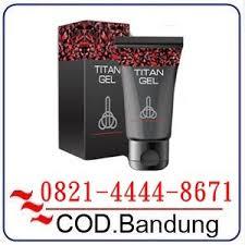 jual titan gel asli di bandung cimahi cod 082144448671 jl laswi