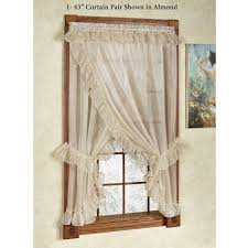 Swag Curtains For Dining Room Curtain Touch Of Class Curtains For Elegant Home Decorating Ideas
