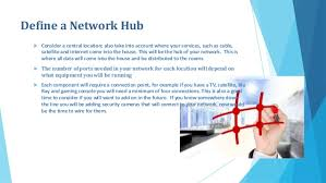 network wiring overview for residential use