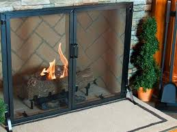 Texas Fireplace Screen by Fireplace Screens Northline Express