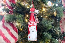 Coca Cola Christmas Ornaments - crafts archives page 4 of 31 average but inspired