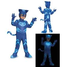 Fantastic Halloween Costumes Toddler Pj Masks Deluxe Catboy Costume Costume Kingdom