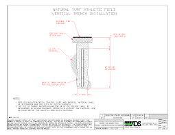 standard details ads pipe