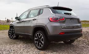 compass jeep jeep compass 2018 fica mais econômico e conectado quatro rodas