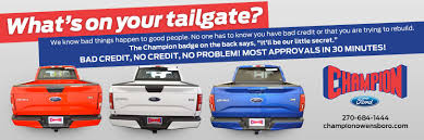 champion ford lincoln inc ford dealership in owensboro ky
