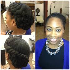 bridal hairstyle images wedding hairstyle for black women with natural hair wedding