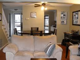 white living room barcelona chairs interior design ideas