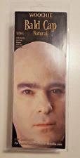 professional bald cap burned scars bald cap woochie appliance ebay