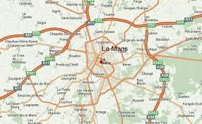 map of le mans le mans weather forecast