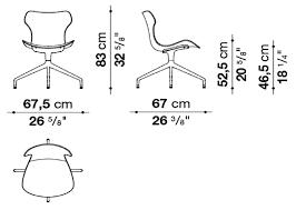 Papilio Rugs B U0026b Italia Papilio Shell Swivel Chair Dopo Domani