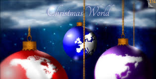 world christmas christmas world greeting card by steve314 videohive