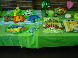 photo baby shower punch jungle image