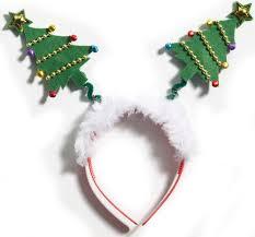 christmas headbands christmas tree headband at boston costume