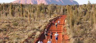 Australian Outback Map Australian Outback Marathon Central Australia Marathon Races