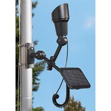Flag Pole Lights Solar Powered Valley Forge Solar Liberty Flag Pole Light 142809 Solar