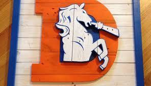 Cozy Design Denver Broncos Wall Decor Plus 12 Best Garrett S Room