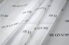 customized wrapping paper custom tissue papers for bag wrapping or gift wrapping paper with