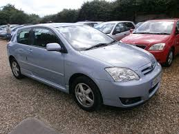 used toyota corolla cars for sale motors co uk