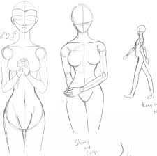 Female Body Anatomy Drawing Drawing The Female Backside Drawing The Form Of The Body Takes
