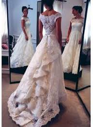 vintage lace top wedding dresses new high quality wedding dresses 2018 buy popular wedding dresses
