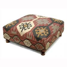 Leather Ottoman Storage Furniture Round Footstool With Storage Small Leather Ottoman