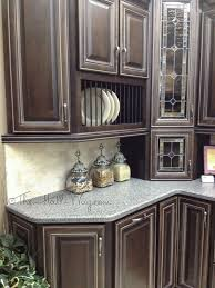 Best  Glazing Cabinets Ideas On Pinterest Refinished Kitchen - Glazed kitchen cabinets