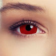 626 red contacts lenses images colored