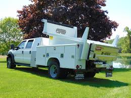 combination service dump bodies products truckcraft
