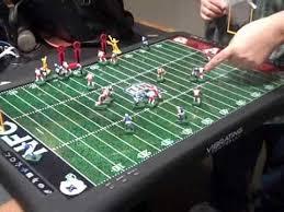 table top football games nfc championship vibrating football game version wmv youtube