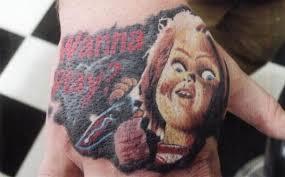 best tattoos of chucky from child u0027s play u2022 perfect tattoo artists