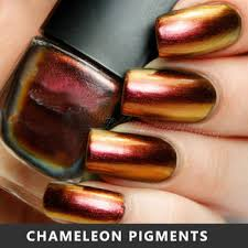 chameleon pigment chameleon color change paint powder for nail