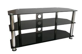 mountright ums4 glass tv stand for 32 up to 60 inch 105 centimeter