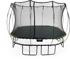 Safest Trampoline For Backyard by Best Square Trampolines Read About The Top Models You Should Buy