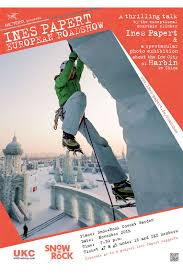 ukc articles ines papert at snow rock covent garden tues eve