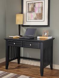 home styles arts and crafts black student desk 5181 16