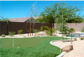 are synthetic turf putting greens a good choice for the washington