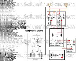 Led Blinking Circuit Diagram Led Flashers Electronic Flashers Led Protectors U0026 Load