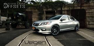 2013 honda accord custom 2013 honda accord velgen wheels vmb5 lowered on springs