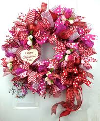 180 best s day images 180 best valentines mesh wreaths images on valentines
