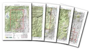New Mexico Topographic Map by Natgeo Offers Free Usgs Topographic Maps Recoil Offgrid