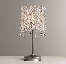 Restoration Hardware Table Lamps All Table Lighting Rh Baby U0026 Child