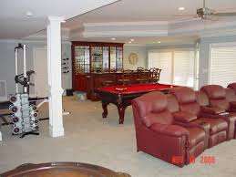 backyard basement entertainment room ideas rec renovation with