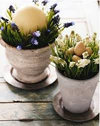 Rustic Easter Table Decorations by Decorating An Easter Table Ideas For Carrot Centerpieces And