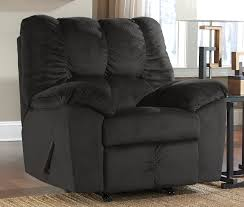 Recliner Rocking Chair Buy Ashley Furniture 2660025 Julson Ebony Rocker Recliner