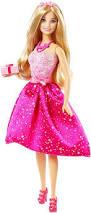 amazon barbie happy birthday doll toys u0026 games