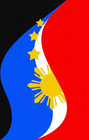 philippine flag mobile phone design digital by jerome obille